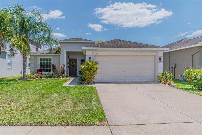 Image for property 2107 COLVILLE CHASE DRIVE, RUSKIN, FL 33570