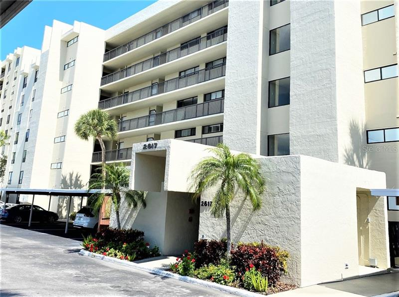 Image for property 2617 COVE CAY DRIVE 704, CLEARWATER, FL 33760