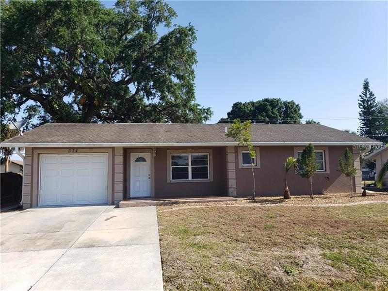 Image for property 374 AZALEA AVENUE, PORT CHARLOTTE, FL 33952