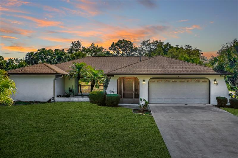 Image for property 811 PHYLLIS STREET, PORT CHARLOTTE, FL 33948