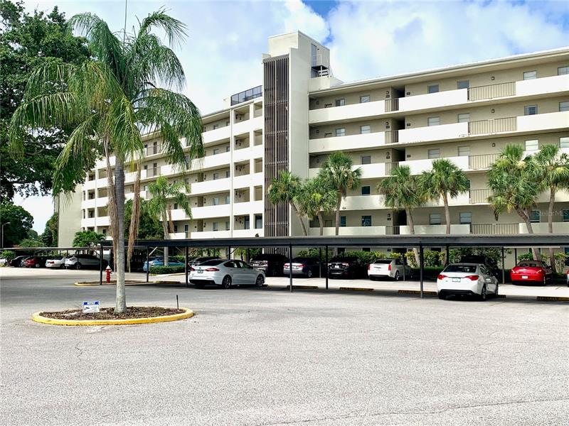 Image for property 225 COUNTRY CLUB DRIVE 1607 Bld F, LARGO, FL 33771