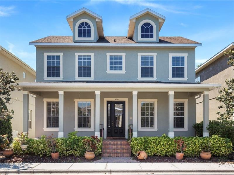 Image for property 420 PARK LAKE DRIVE, WINTER SPRINGS, FL 32708
