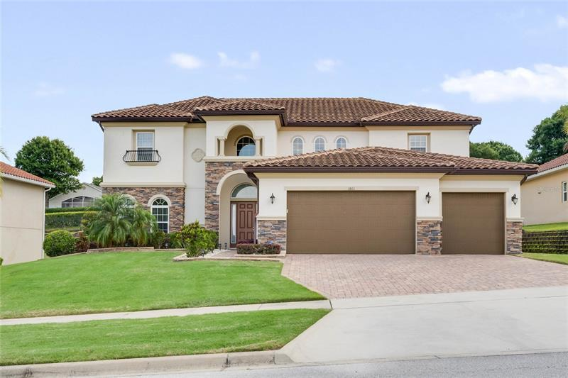 Image for property 1801 BELLA LAGO DRIVE, CLERMONT, FL 34711