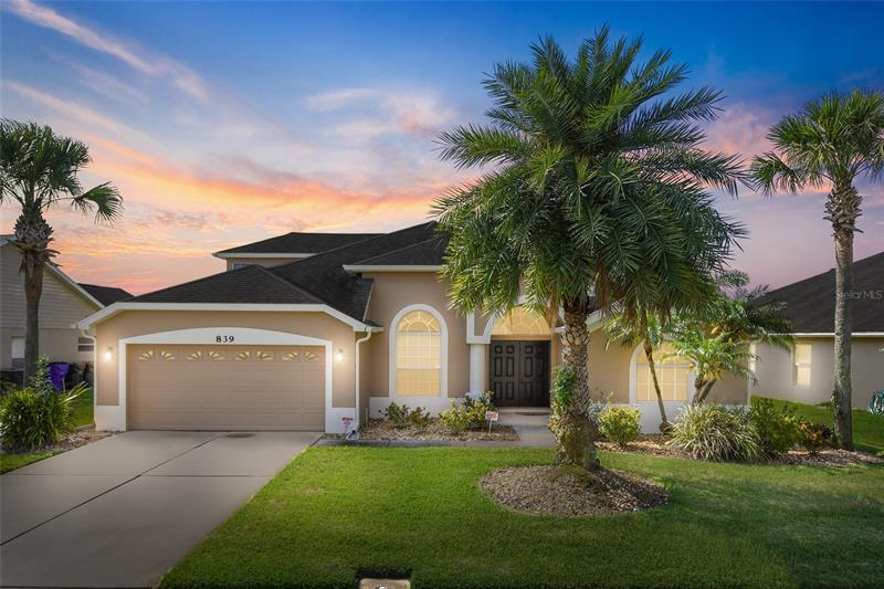 Image for property 839 CHAMBERLIN TRAIL, SAINT CLOUD, FL 34772