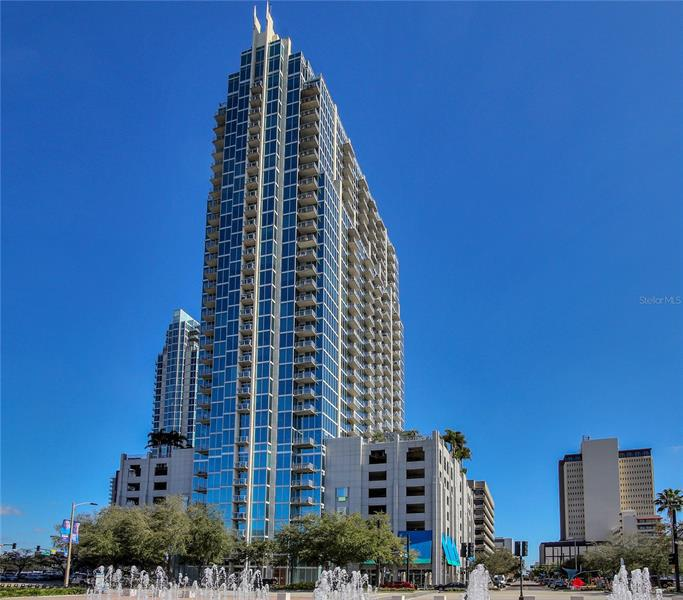 Image for property 777 ASHLEY DRIVE 1105, TAMPA, FL 33602