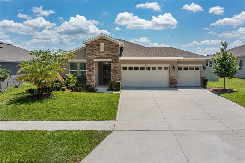 Image for property 4419 LINWOOD TRACE LANE, CLERMONT, FL 34711