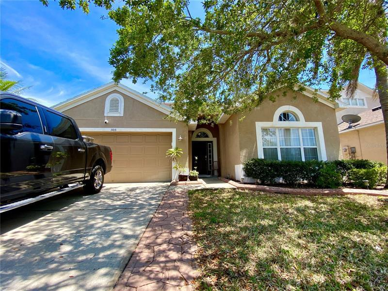 Image for property 505 STONE BRIAR DRIVE, RUSKIN, FL 33570