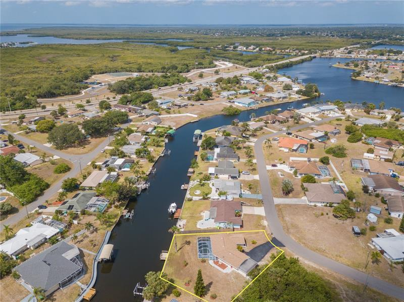 Image for property 171 WATERWAY DRIVE, PORT CHARLOTTE, FL 33952