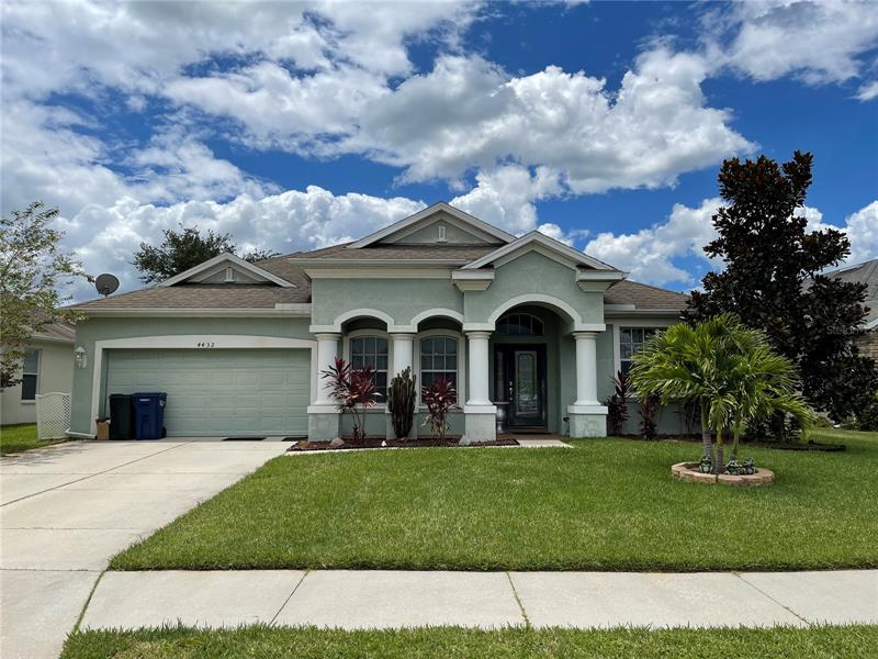Image for property 4432 85TH AVENUE CIRCLE, PARRISH, FL 34219