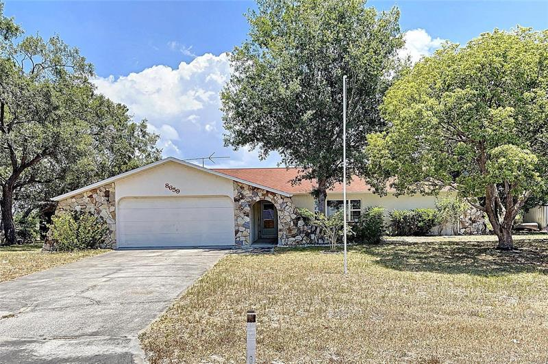 Image for property 8659 BAY DRIVE, SPRING HILL, FL 34606