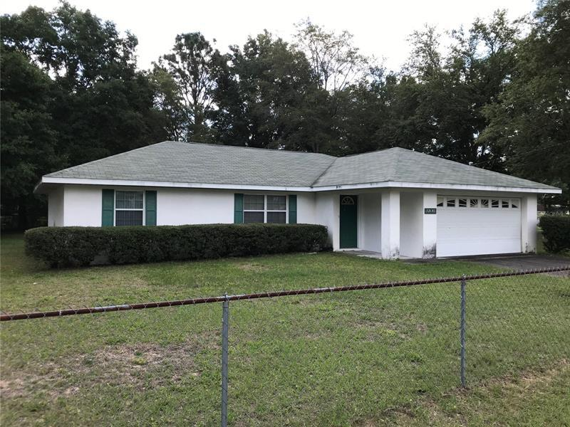 Image for property 12151 85TH COURT, BELLEVIEW, FL 34420