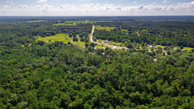 Image for property 21543 POWELL ROAD, BROOKSVILLE, FL 34602