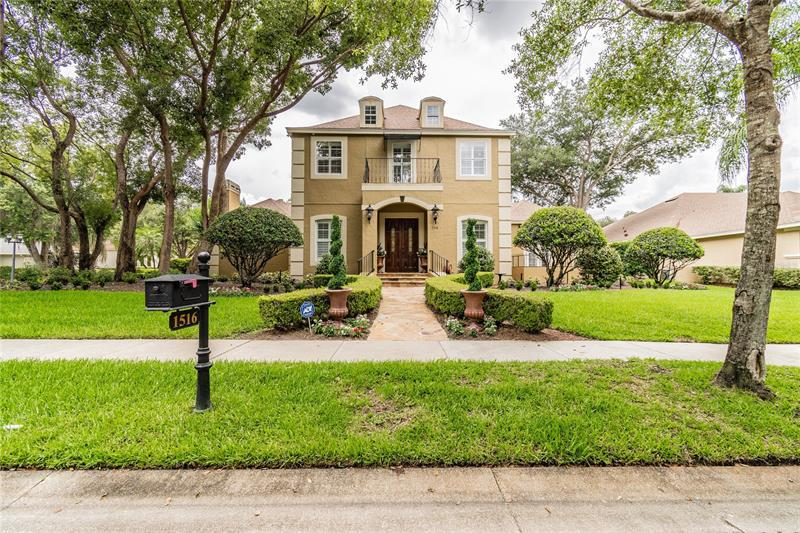 Image for property 1516 HUNTERS MILL PLACE, OVIEDO, FL 32765