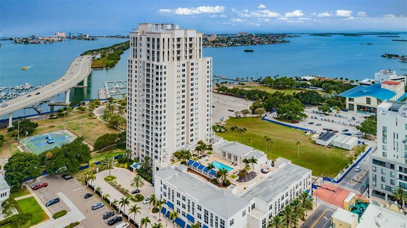 Image for property 331 CLEVELAND STREET 1101, CLEARWATER, FL 33755