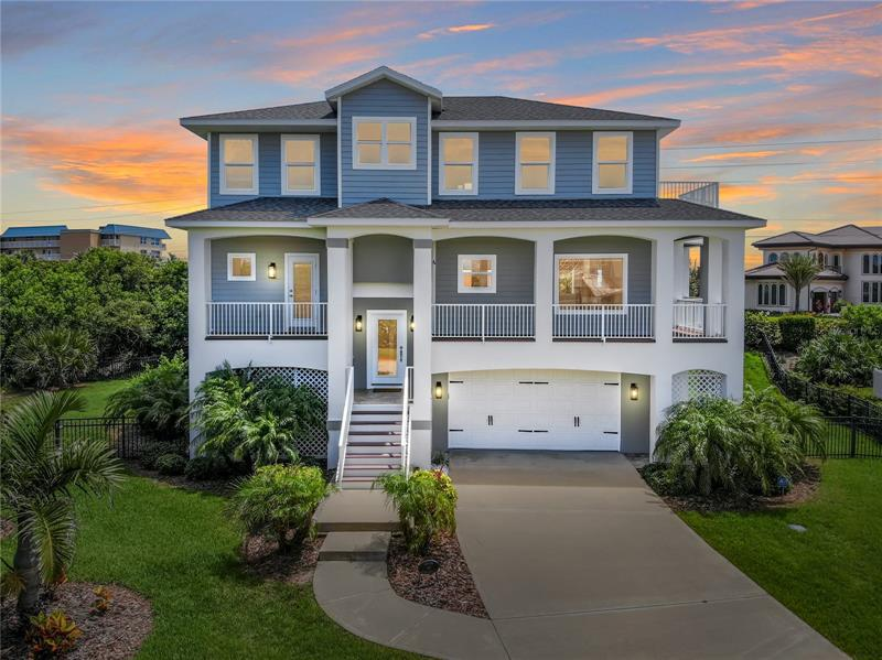 Image for property 14 MAR AZUL, PONCE INLET, FL 32127