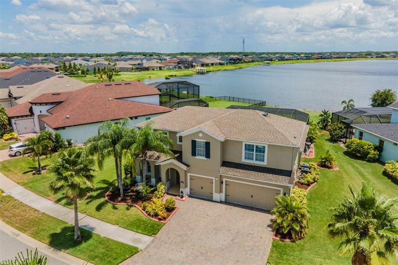 Image for property 11525 LAKE LUCAYA DRIVE, RIVERVIEW, FL 33579
