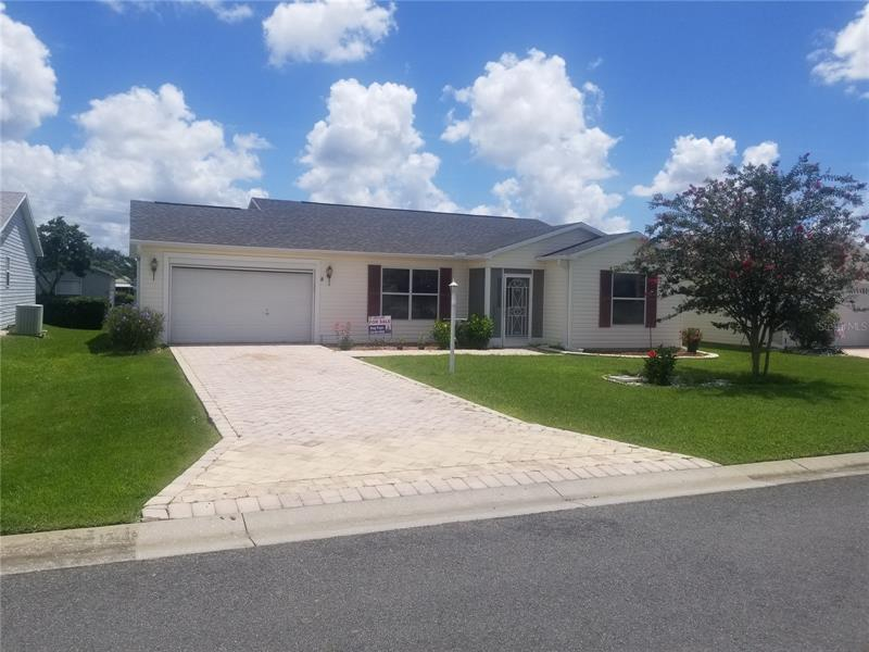 Image for property 2609 PRIVADA DRIVE, THE VILLAGES, FL 32162