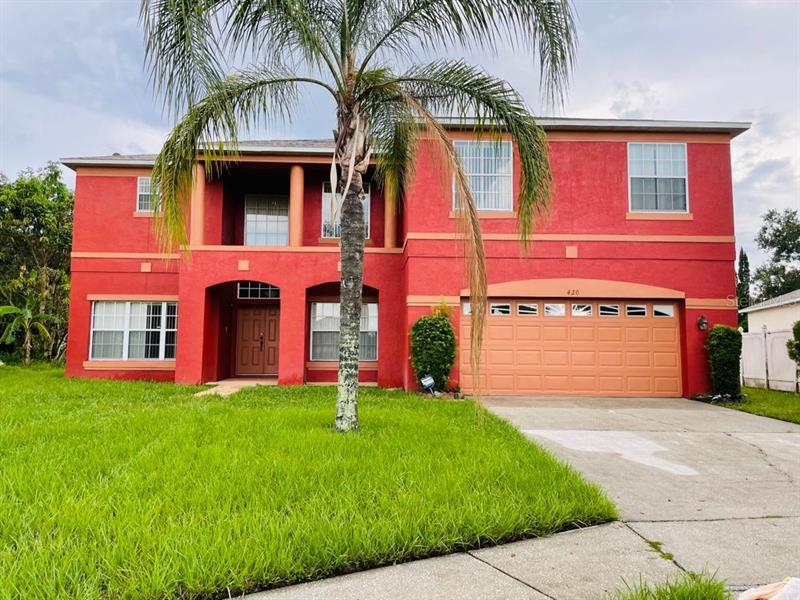 Image for property 420 MARLBERRY LEAF COURT, KISSIMMEE, FL 34758