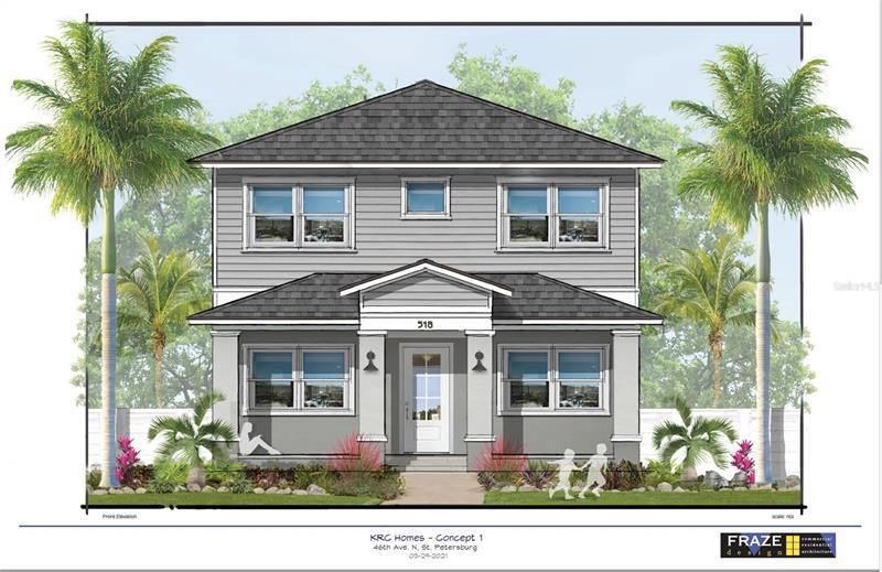 Image for property 862 46TH AVENUE, ST PETERSBURG, FL 33703
