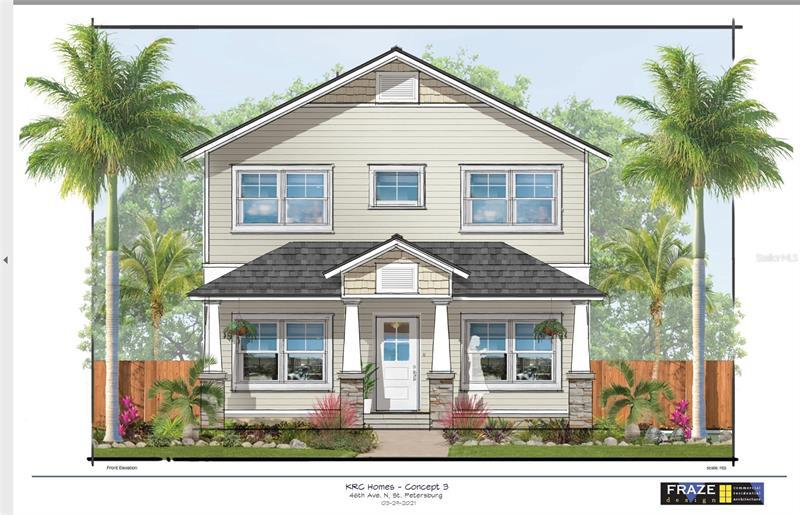 Image for property 844 46TH AVENUE, ST PETERSBURG, FL 33703