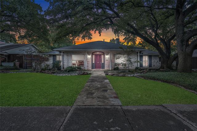 Image for property 5031 Harvest Hill Road, Dallas, Texas 75244