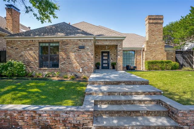 Image for property 6023 Steamboat Drive, Dallas, Texas 75230