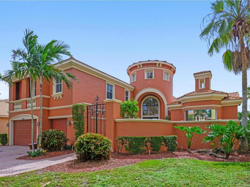Image for property 2207 Stotesbury Way, Wellington, FL 33414