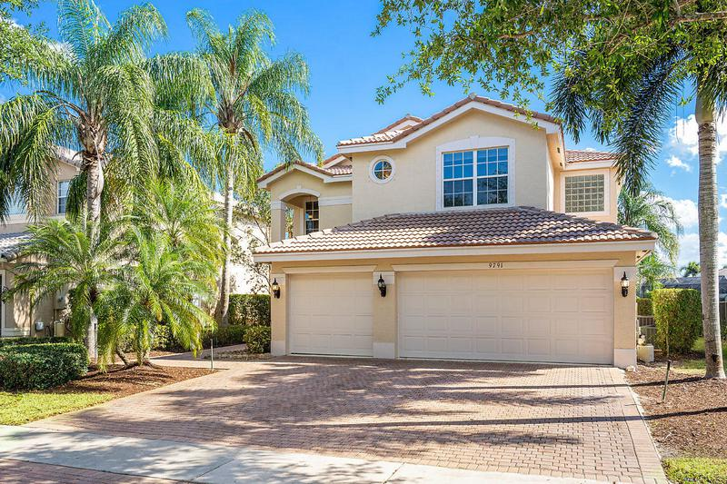 Image for property 9791 Savona Winds Drive, Delray Beach, FL 33446