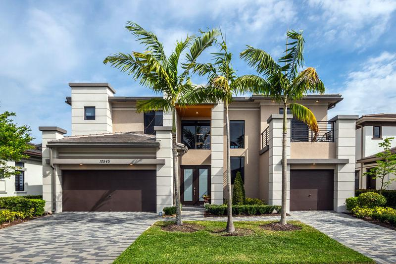 Image for property 10545 Lago Vista Circle, Parkland, FL 33076