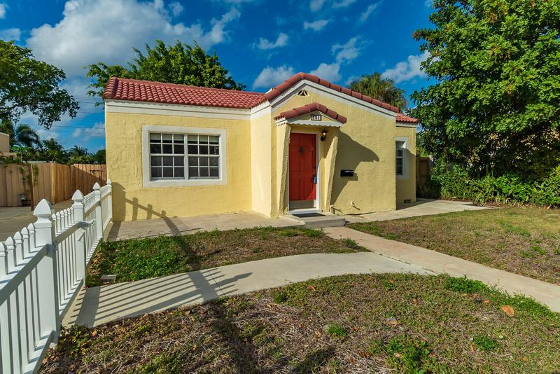 Image for property 341 Hawthorne Drive, Lake Park, FL 33403