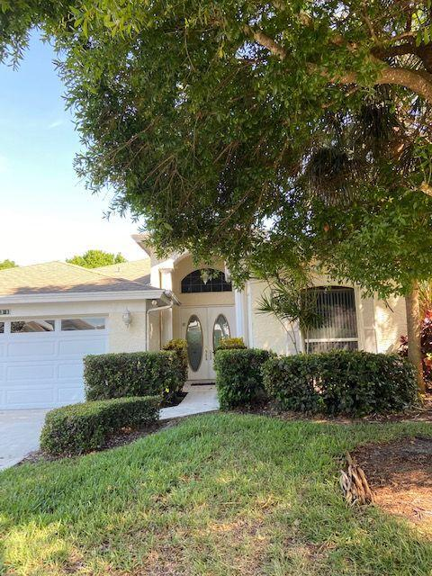 Image for property 531 Lambrusco Drive, Saint Lucie West, FL 34986