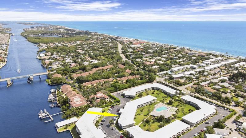 Image for property 5540 Ocean Boulevard 112, Ocean Ridge, FL 33435