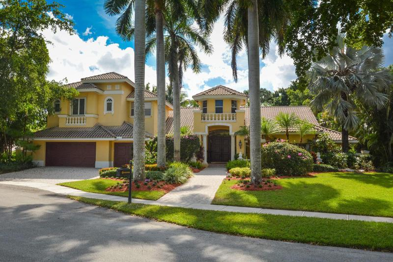 Image for property 3020 Andrews Place, Boca Raton, FL 33434