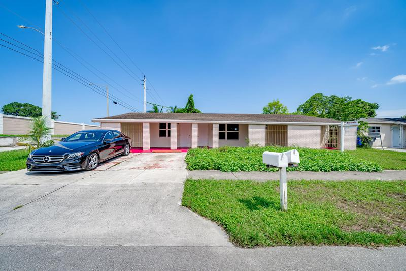 Image for property 1500 67th Avenue, North Lauderdale, FL 33068