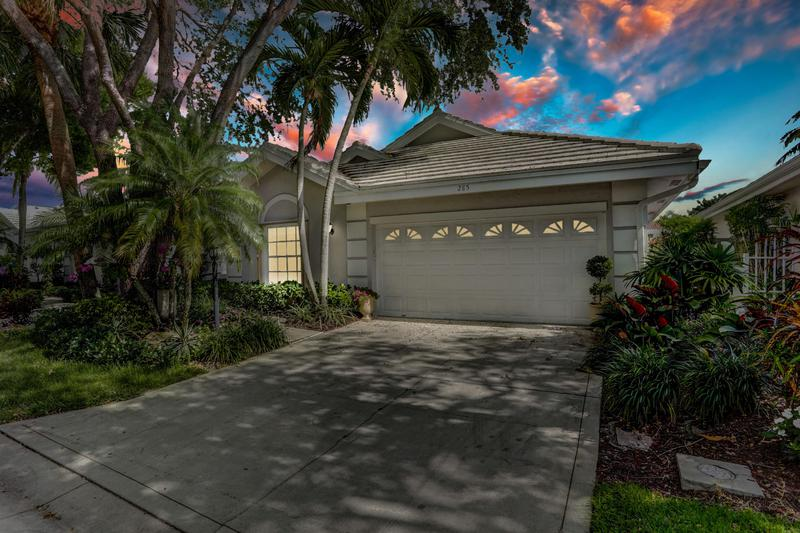 Image for property 285 Canterbury Drive, Palm Beach Gardens, FL 33418