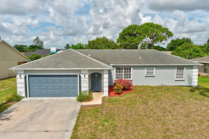 Image for property 2150 Dolphin Road, Port Saint Lucie, FL 34952
