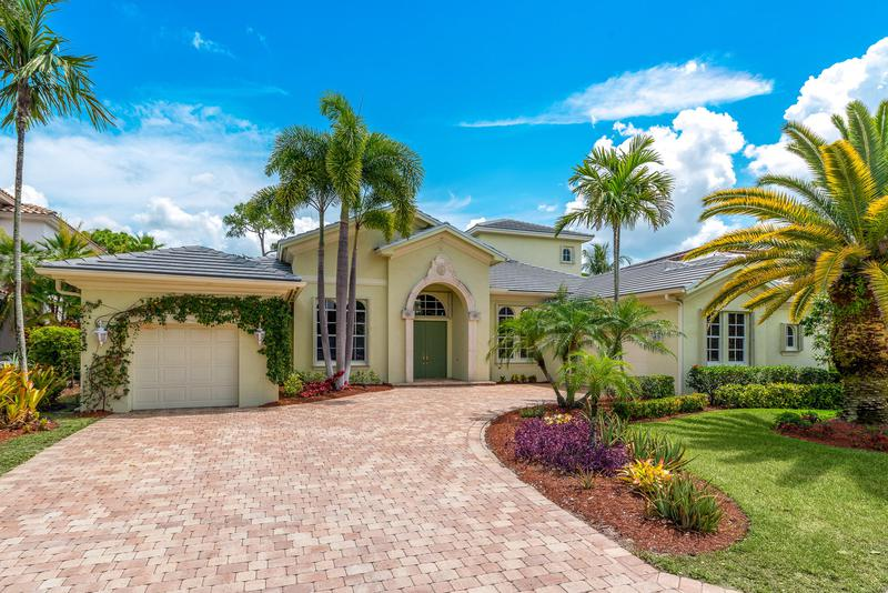 Image for property 307 Harbor View Drive, Palm City, FL 34990