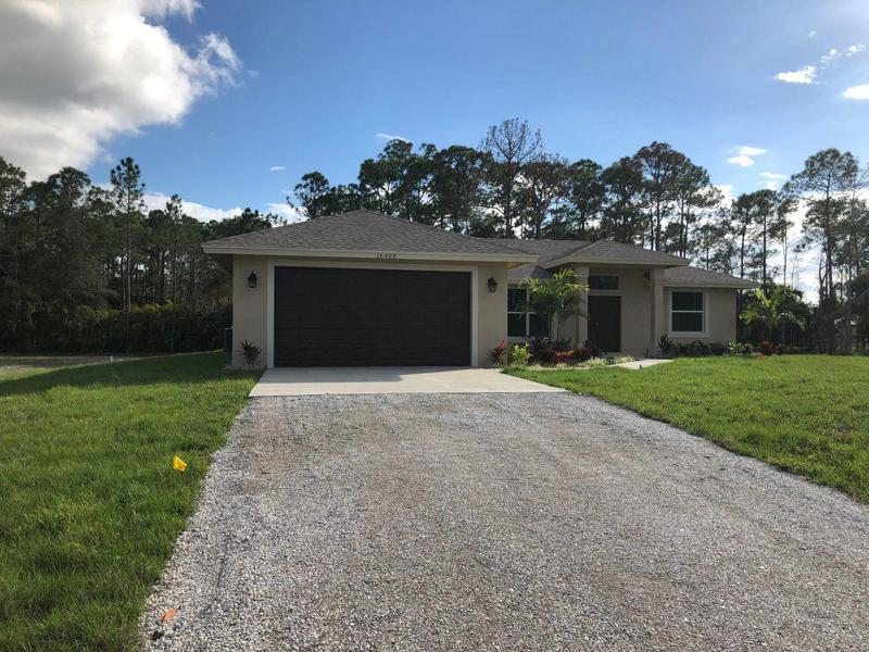 Image for property 15284 79th Court, The Acreage, FL 33470