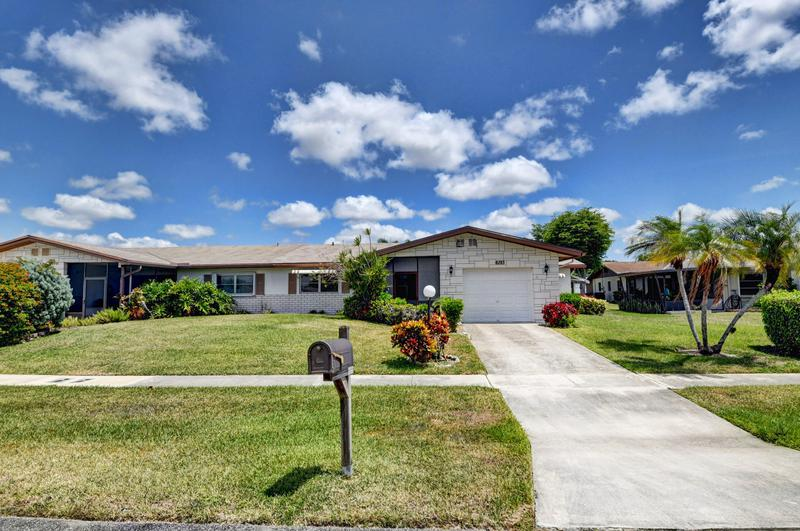 Image for property 6193 Lasalle Road, Delray Beach, FL 33484