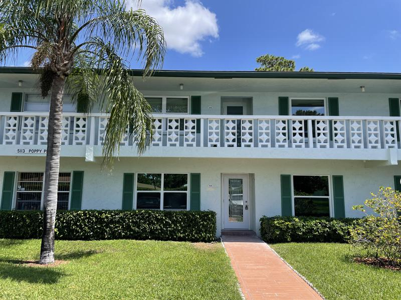Image for property 5113 Poppy Place 103, Delray Beach, FL 33484
