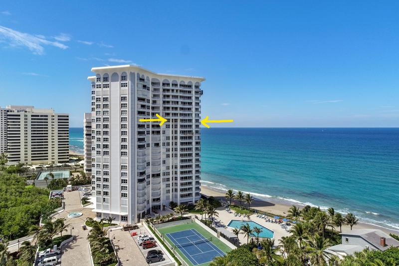 Image for property 5200 Ocean Drive 1602, Riviera Beach, FL 33404