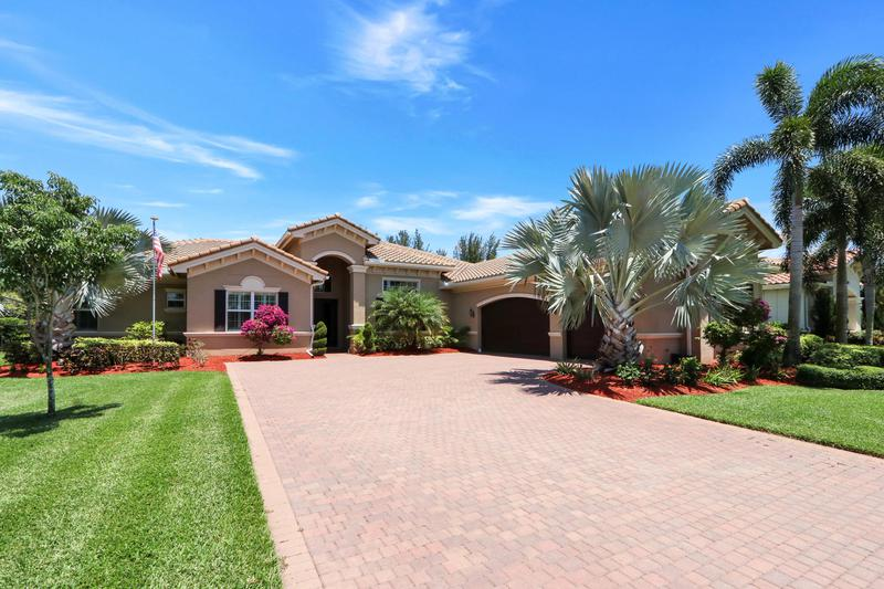 Image for property 7726 Maywood Crest Drive, Palm Beach Gardens, FL 33412