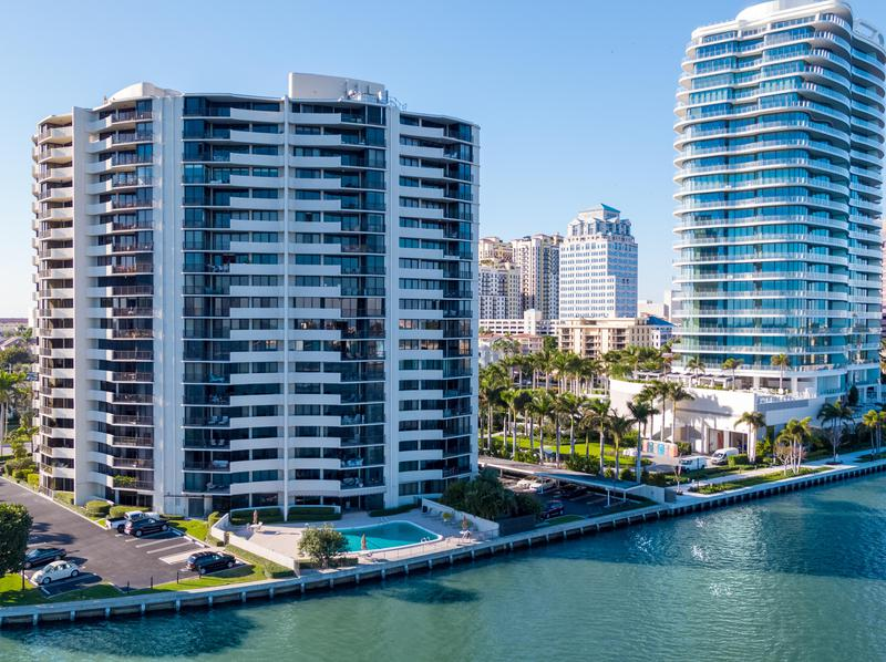 Image for property 1200 Flagler Drive 1906, West Palm Beach, FL 33401