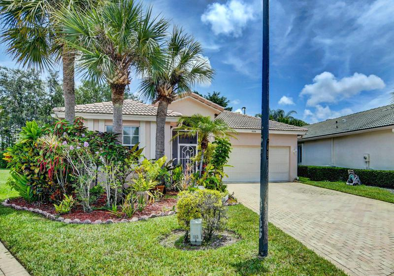 Image for property 9090 Bay Point Circle, West Palm Beach, FL 33411
