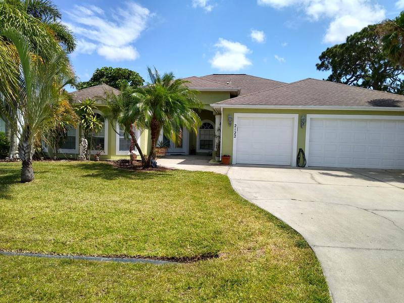 Image for property 2122 Dolphin Road, Port Saint Lucie, FL 34952