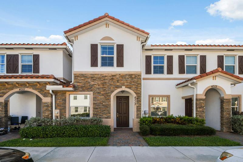 Image for property 4313 Maybelle Lane, West Palm Beach, FL 33417
