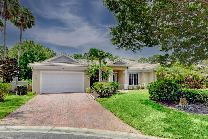 Image for property 2438 Carriage Place, Palm City, FL 34990