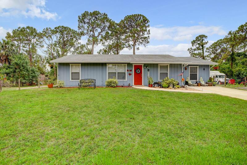 Image for property 11064 51st Court, The Acreage, FL 33411