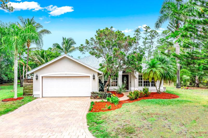 Image for property 16181 89th Place, The Acreage, FL 33470