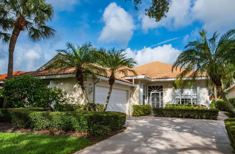 Image for property 318 Kelsey Park Circle, Palm Beach Gardens, FL 33410